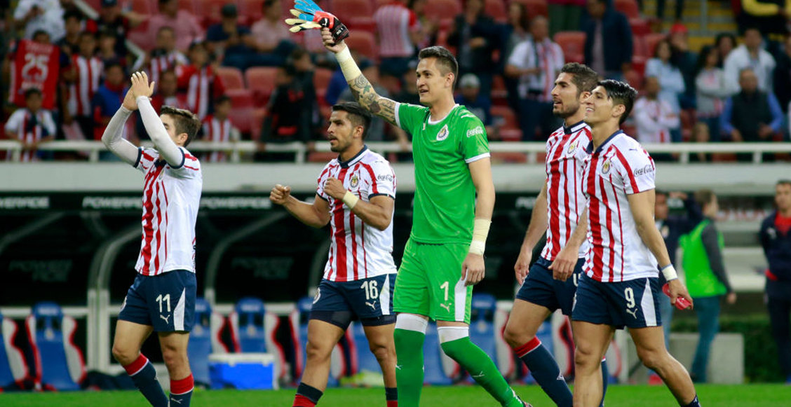 Limpieza total: Chivas anunció su lista de transferibles con Jair Pereira como 'estelar'