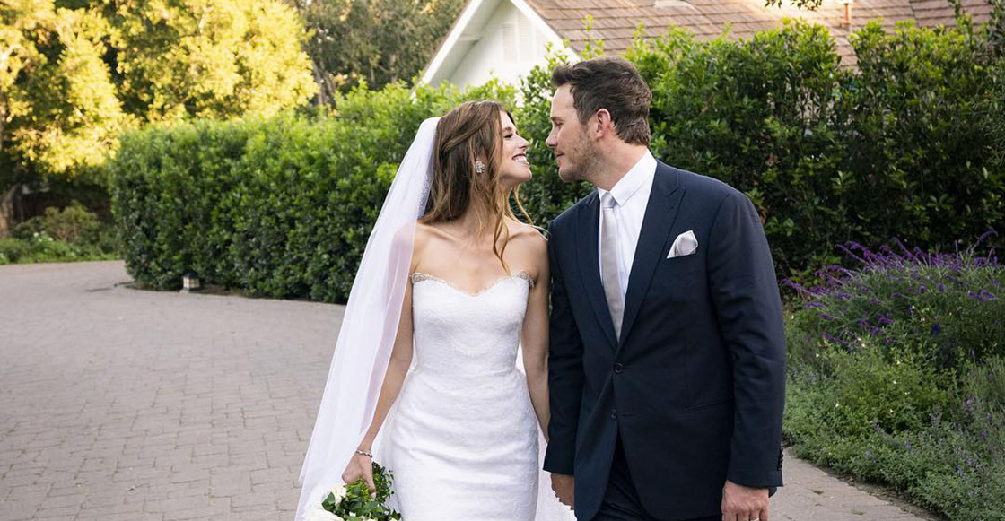 Fíjate, Paty: Chris Pratt ya se casó con la hija de Terminator y tenemos que superar a Anna Faris