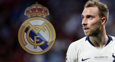 Christian Eriksen se apunta al Real Madrid: