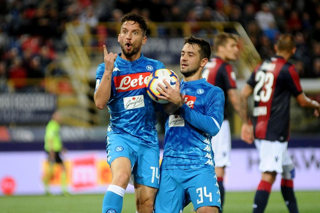 'Chucky' Lozano sabotearía su fichaje al Napoli por jugar con el Manchester United