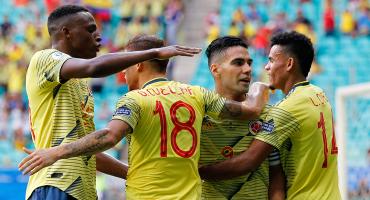 Colombia se confirma como el mejor equipo de la Copa América
