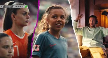 El espectacular comercial de Nike y Makena Cook para impulsar el Mundial Femenil