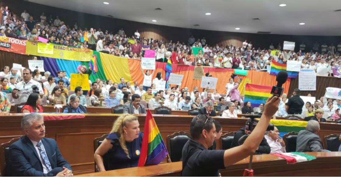 Congreso de Sinaloa dice no al matrimonio igualitario