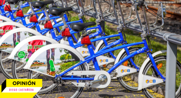 #Geekonomía: Poca contaminación, mucho verde y muchas bicicletas