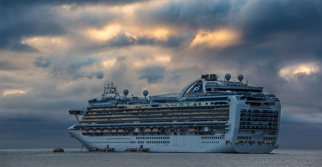 Sancionan a una empresa de cruceros con 20 millones por tirar basura al océano