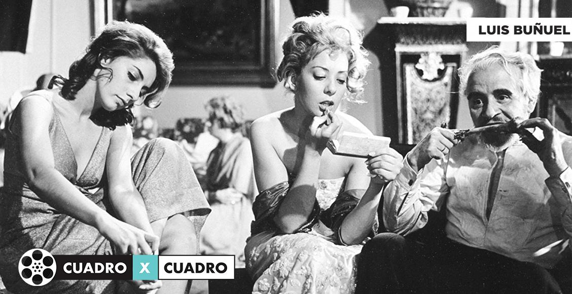 CuadroXCuadro: 'El ángel exterminador' de Buñuel representa la estética de lo irracional