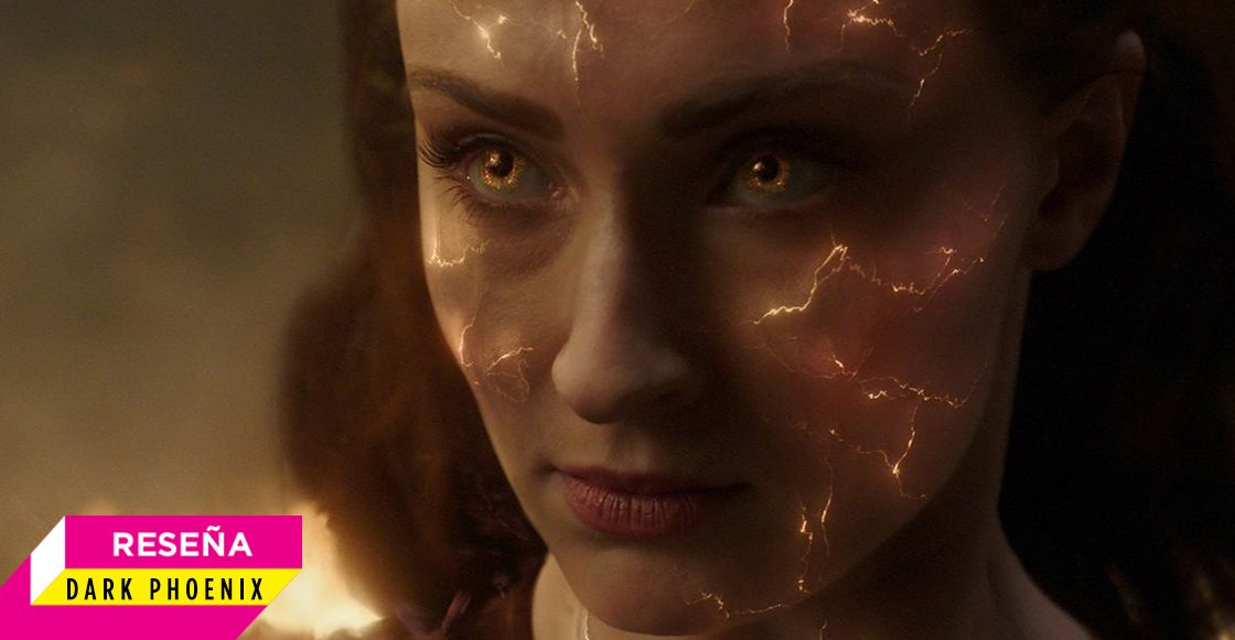 'Dark Phoenix', el cierre de una franquicia que no ha podido evolucionar