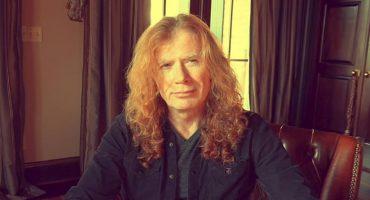 Día triste para el metal: Dave Mustaine es diagnosticado con cáncer de garganta