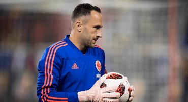 Ospina abandona la Copa América por problemas de salud de su papá