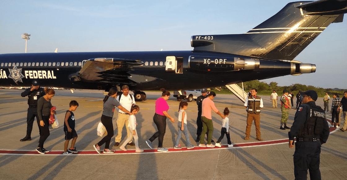 Hacienda bloquea cuentas relacionadas con el tráfico de migrantes