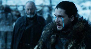 Jon Snow se