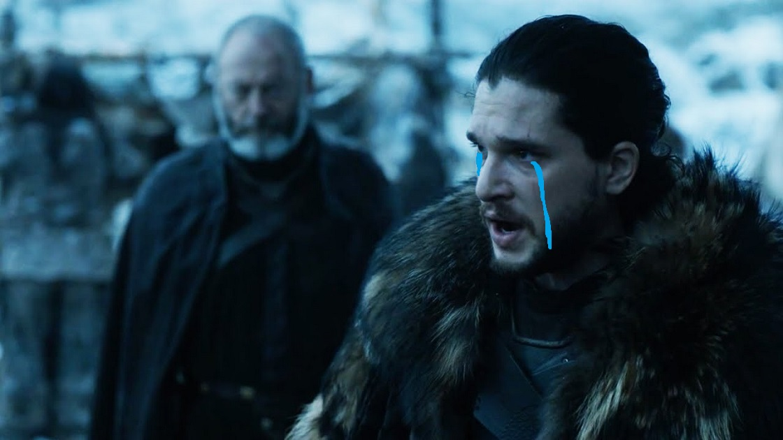 Video-parodia de Jon Snow disculpándose por el final de Game of Thrones