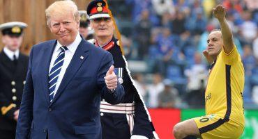 'Gracias a Donald Trump', Cuauhtémoc Blanco jugará el partido de Leyendas América vs Chivas