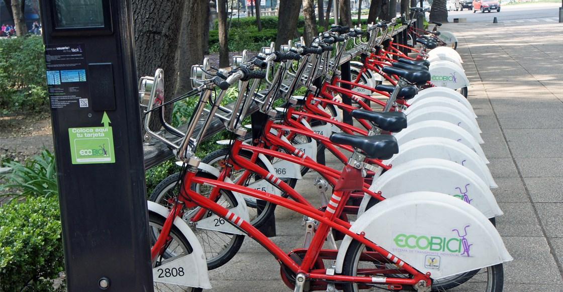 Ecobici ofrece membresía especial para apoyar a usuarios del Metro