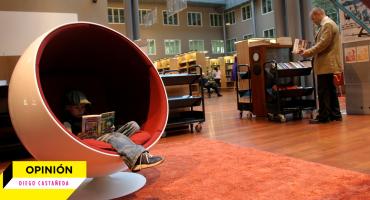 #Geekonomía: Economías escandinavas y el uso de bibliotecas públicas