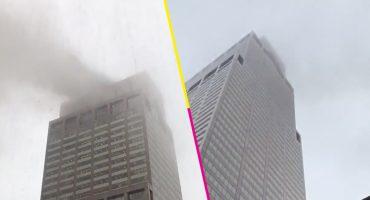 Se estrella un helicóptero en un edificio en Nueva York; al menos un muerto