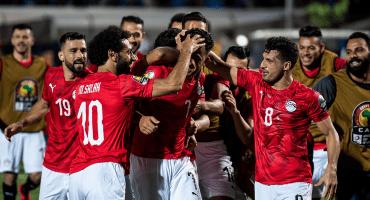 El golazo de Salah con el que Aguirre y Egipto cerraron con marca perfecta la fase de grupos