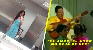 El amor en los tiempos de internet: Chica encuentra a su crush del aeropuerto gracias a redes sociales