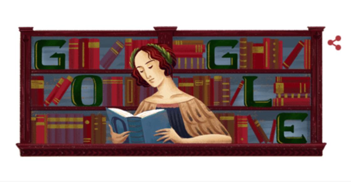 Google rinde homenaje a Elena Cornaro Psicopia, la primera mujer con un doctorado