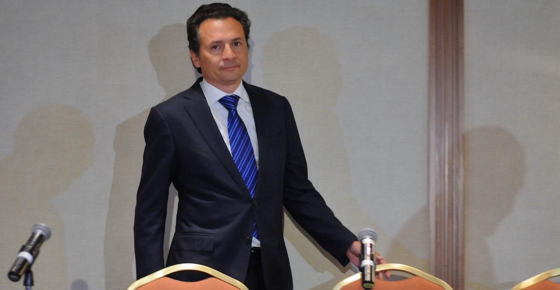 No van a encontrar a Emilio Lozoya: abogado