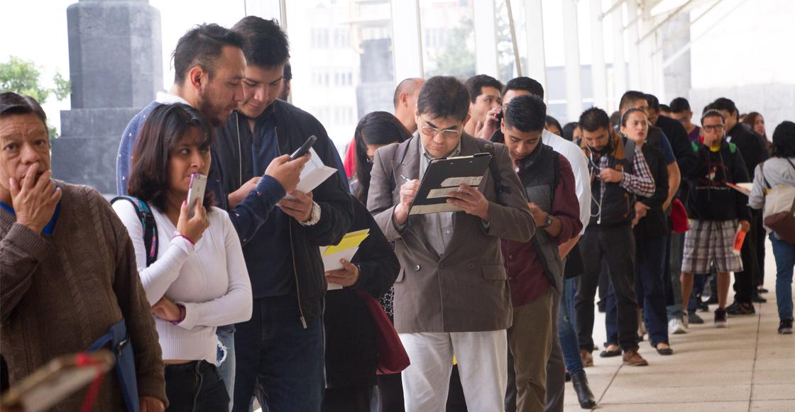 Cae creación de empleo formal en 88% durante el mes de mayo