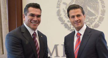Alejandro Moreno, candidato a dirigencia del PRI, advierte que expulsará a militantes corruptos