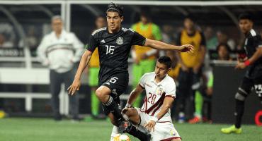 Erick Gutiérrez se perdería el resto de la Copa Oro por lesión