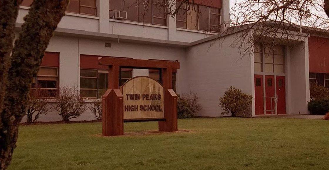 La escuela de Twin Peaks