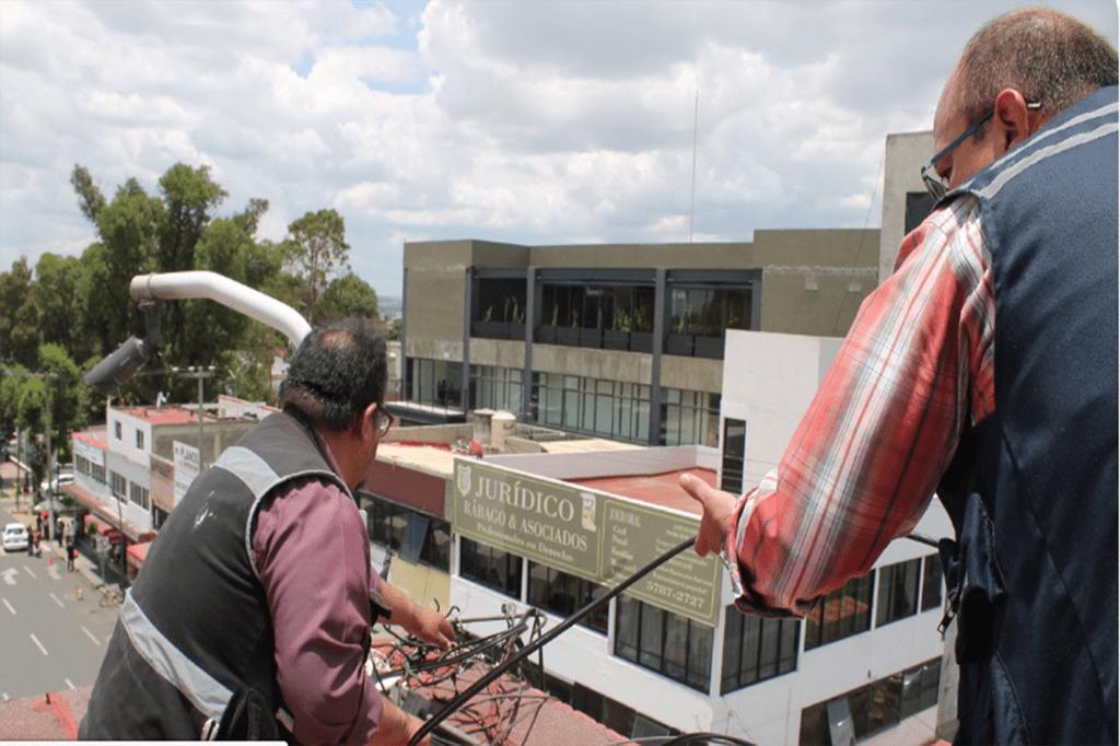 Gobierno de Ecatepec denuncia posible espionaje: Red conectaba palacio municipal con sede del PRI