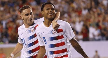 Los goles con los que Estados Unidos y Jamaica calificaron a Semifinales de la Copa Oro