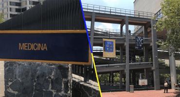Alumna de la Facultad de Medicina de la UNAM intentó suicidarse tras reprobar un examen