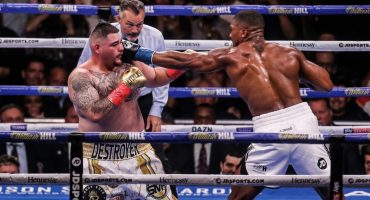 Round 2: ¡Confirman revancha entre Andy Ruiz y Anthony Joshua!