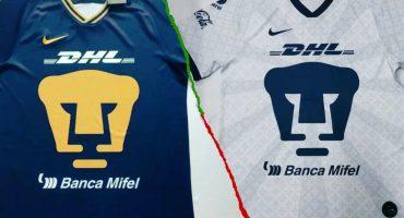 Estos serían los uniformes oficiales de Pumas para el Apertura 2019