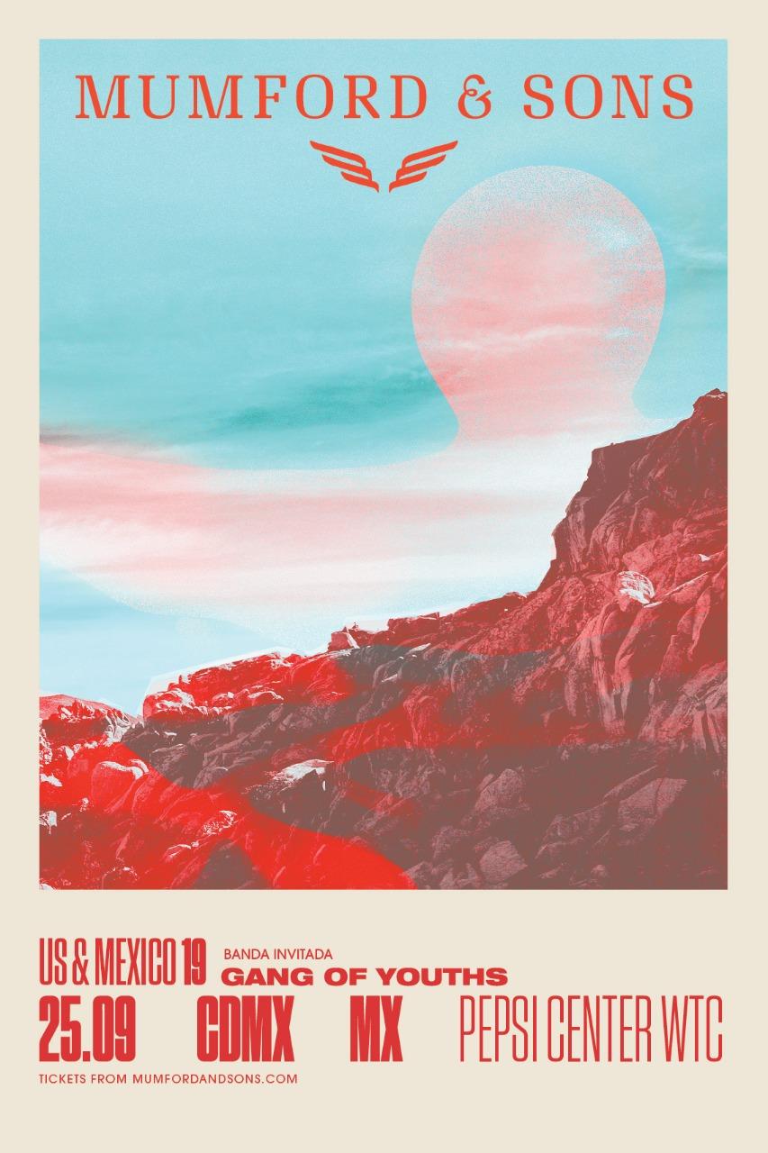 ¡Mumford & Sons regresa a México con 3 conciertos!