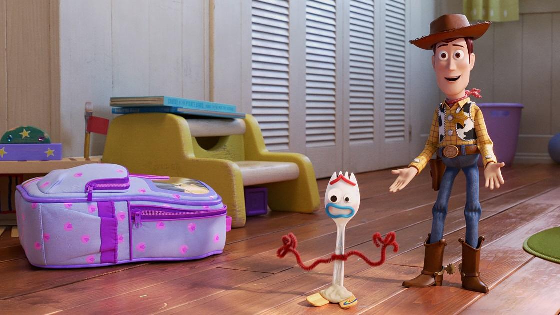 Aunque no lo crean: Forky, de 'Toy Story 4', ya había salido en otra película de Pixar