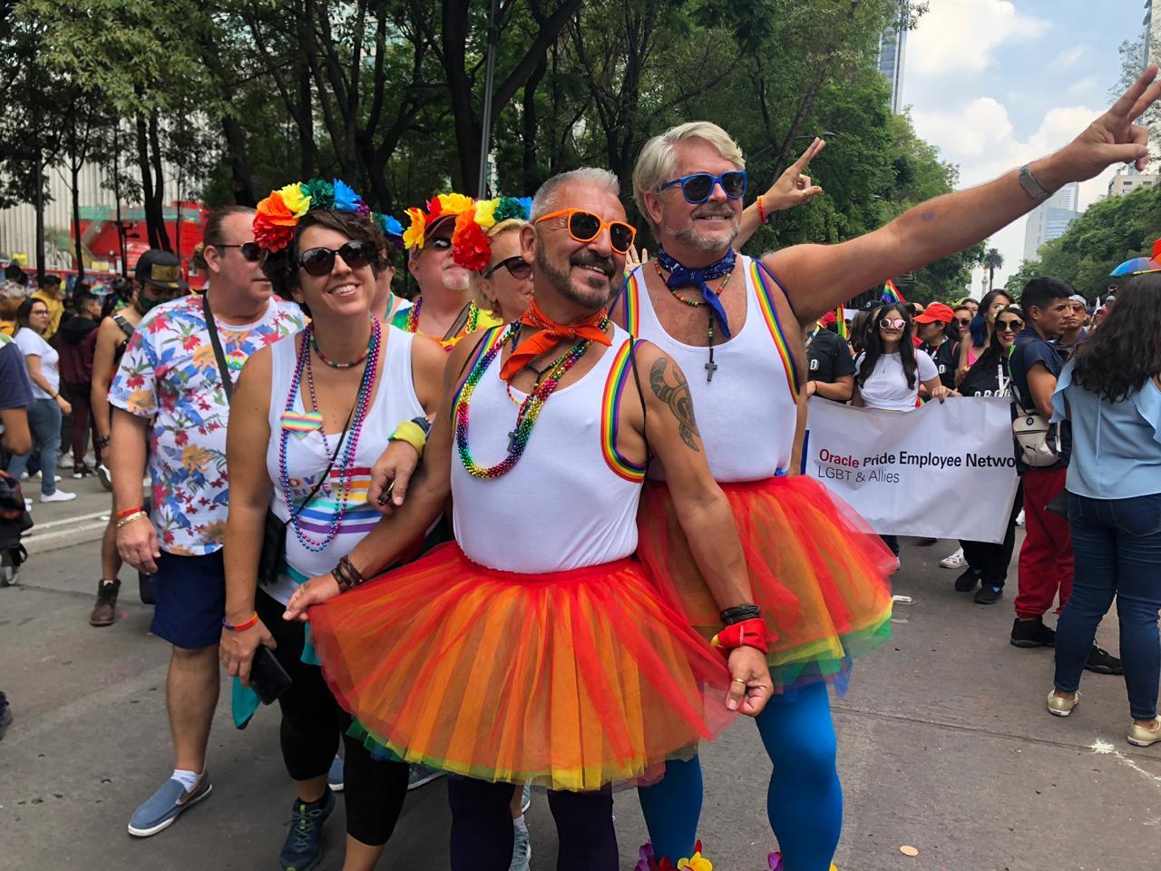 fiesta orgullo gay 2019