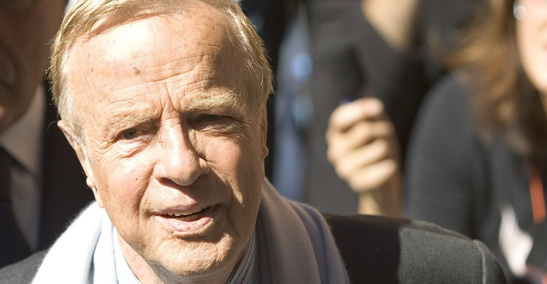Director Franco Zeffirelli