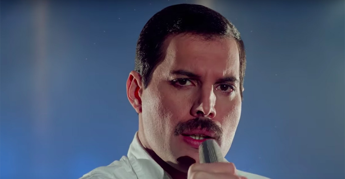 Escucha la versión inédita de 'Time Waits for No One' de Freddie Mercury