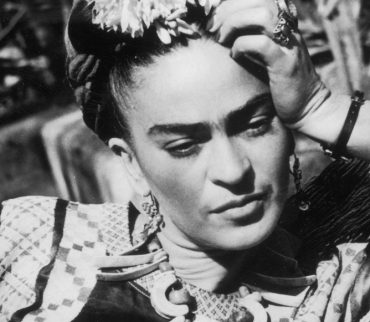 Escucha la grabación inédita de la que podría ser la voz de Frida Kahlo