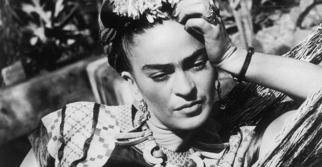 Encuentran la supuesta voz de Frida Kahlo
