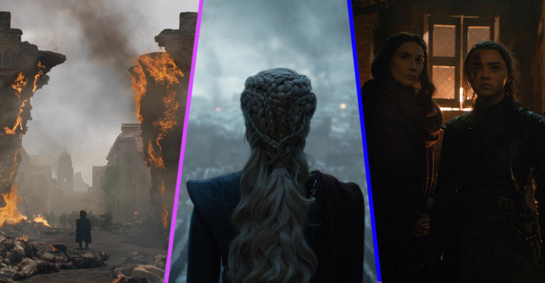 Estos son los episodios de 'Game of Thrones' presentados para los Emmy 2019