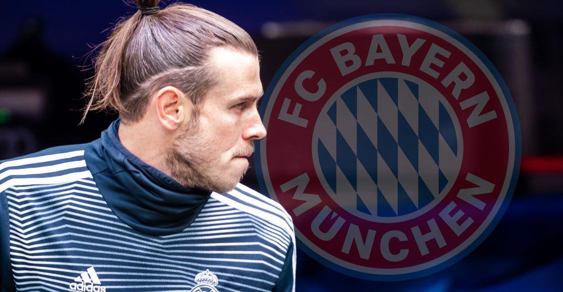 El Bayern de Múnich quiere a Bale cedido