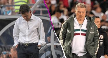 Martino ya supera los números de Osorio, pese a la negativa de algunos jugadores