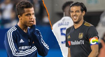 Sin jugar, Giovani Dos Santos tiene mejor salario que Carlos Vela en la MLS 