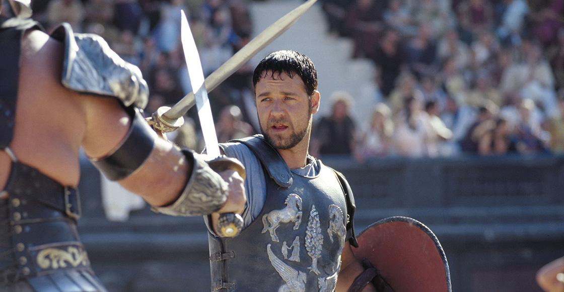 Productores confirman la segunda parte de 'Gladiador' con Ridley Scott