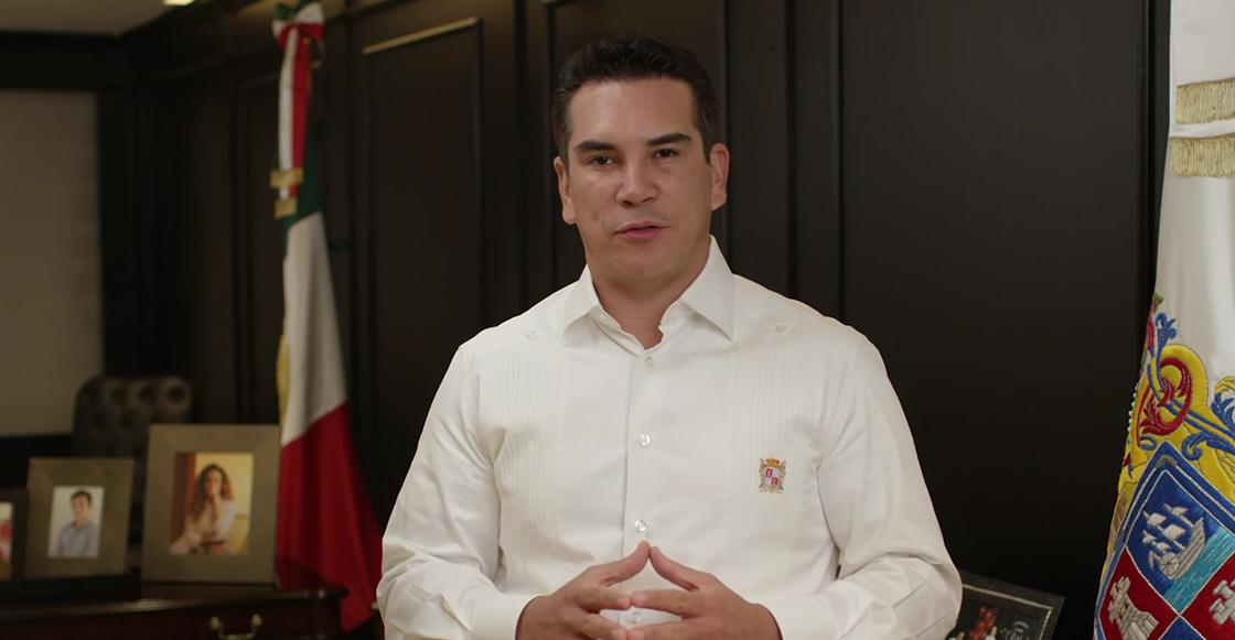 Alejandro Moreno, gober de Campeche, solicitará licencia a su cargo