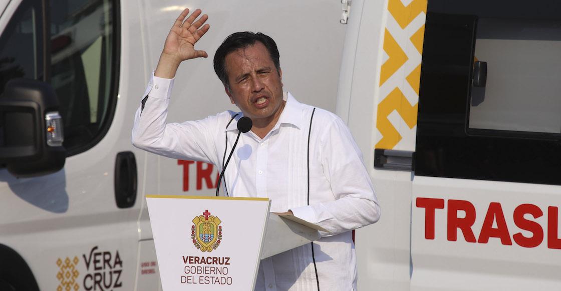 ¿Nepotismo? El gobernador de Veracruz explica que es una cuestión de su abuela
