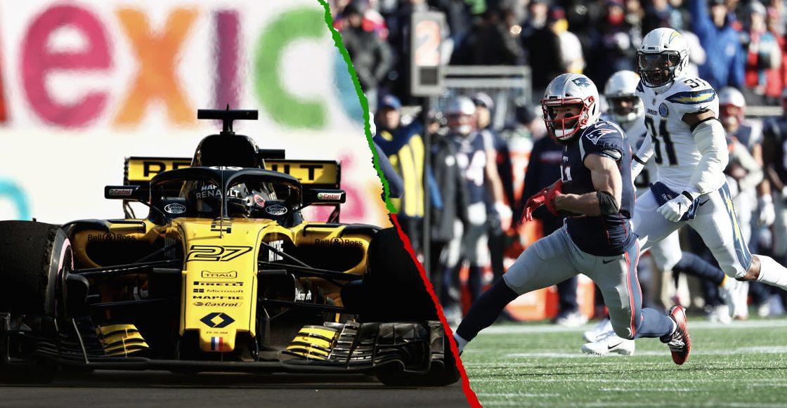 Gobierno de México no cuenta con recursos para Fórmula 1 y NFL