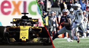 Gobierno Federal no dará recursos para la NFL ni Fórmula 1; dependerá del sector privado