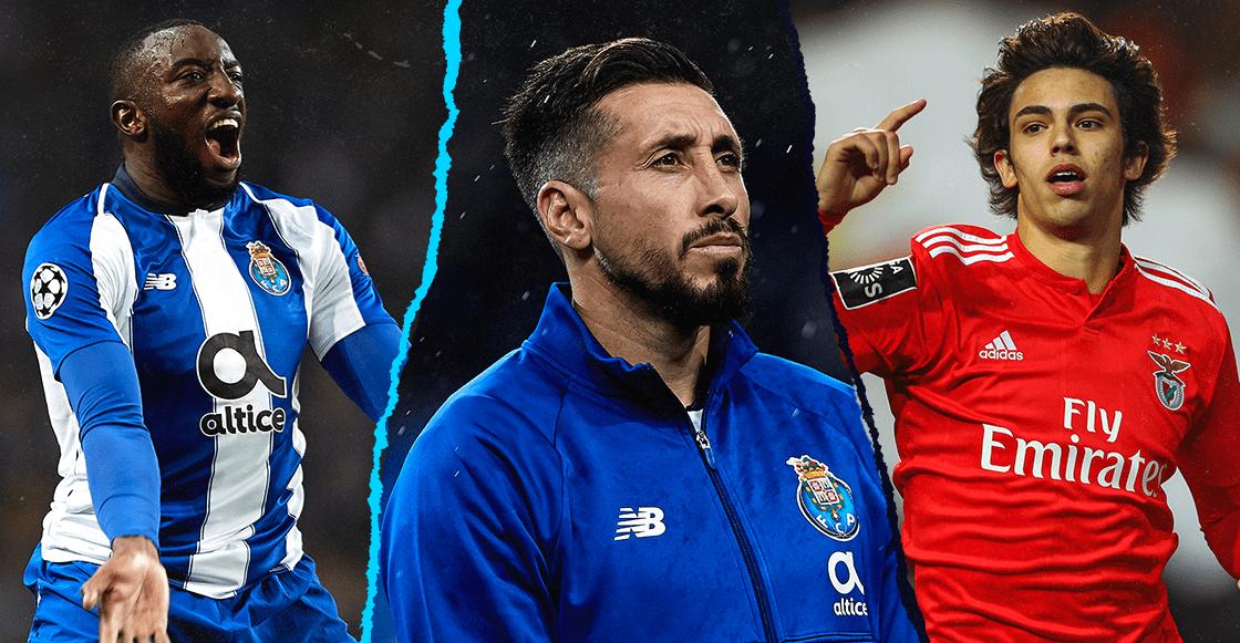 Con emotivo video, Héctor Herrera se despide del Porto
